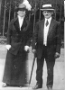 Joe and Annie Dannenbaum Bier, ca. 1913