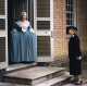 Alice Haas Coats at Historic Williamsburg, 1951